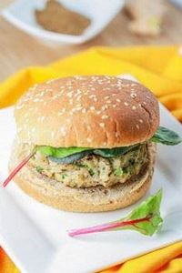 Indian Spiced Chicken Burgers | ea - 300 Chicken Recipes - RecipePin.com