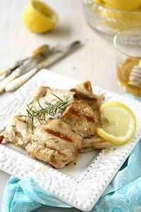 Grilled Lemon & Rosemary Chick - 300 Chicken Recipes - RecipePin.com