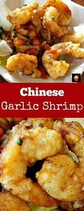 Chinese Garlic Shrimp is a wonderf - 235 Chinese Recipes - RecipePin.com
