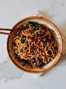 Dan Dan Noodles - 235 Chinese Recipes - RecipePin.com