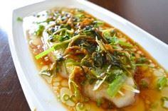Cantonese Steamed Fish - 235 Chinese Recipes - RecipePin.com