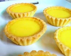 Chinese Egg Tart Recipe - 235 Chinese Recipes - RecipePin.com