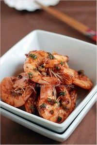 Garlic Shrimp recipe - 235 Chinese Recipes - RecipePin.com