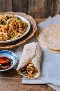 Moo Shu Chicken, by thewoksoflife. - 235 Chinese Recipes - RecipePin.com
