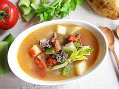Healthy Vegetable Beef Soup - 235 Chinese Recipes - RecipePin.com
