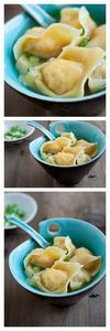 Wonton soup recipe. Learn how to m - 235 Chinese Recipes - RecipePin.com