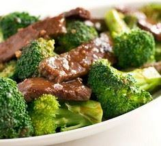 PALEO SESAME BEEF AND BROCCOLI - P - 235 Chinese Recipes - RecipePin.com