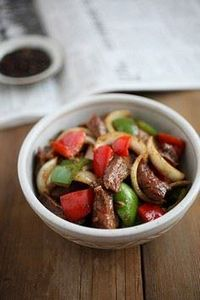 Black Pepper Beef. Everyone loves  - 235 Chinese Recipes - RecipePin.com