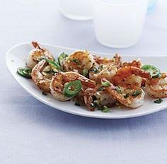 Chinese Salt-and-Pepper Shrimp wit - 235 Chinese Recipes - RecipePin.com