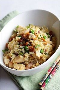 Chinese Fried Rice recipe - 235 Chinese Recipes - RecipePin.com