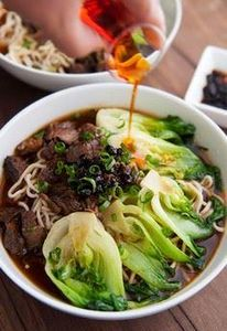 Taiwanese Beef Noodle Soup - 235 Chinese Recipes - RecipePin.com