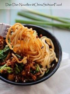 Dandan noodles|ChinaSichuanFood - 235 Chinese Recipes - RecipePin.com