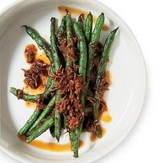 Blistered Green Beans with XO Sauc - 235 Chinese Recipes - RecipePin.com