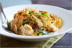 Chow Mein (Chinese Noodles) - 235 Chinese Recipes - RecipePin.com