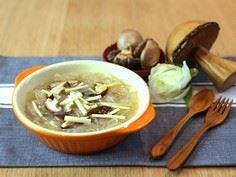 Fresh Mushroom Soup with Chive and - 235 Chinese Recipes - RecipePin.com