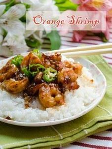 Orange Shrimp - 235 Chinese Recipes - RecipePin.com