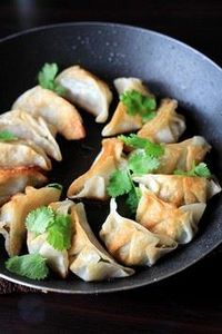 vegan pot stickers|ChinaSichuanFoo - 235 Chinese Recipes - RecipePin.com