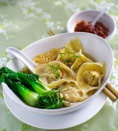 Won Ton Soup - 235 Chinese Recipes - RecipePin.com