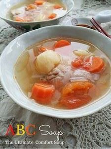 ABC Soup - 235 Chinese Recipes - RecipePin.com