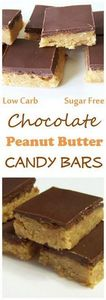 These low carb and sugar free choc - 230 Chocolate Dessert Recipes - RecipePin.com
