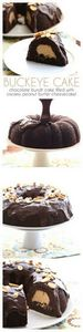 Delicious low carb chocolate bundt - 230 Chocolate Dessert Recipes - RecipePin.com