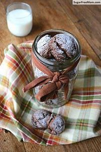 Gluten & Sugar Free Chocolate  - 230 Chocolate Dessert Recipes - RecipePin.com