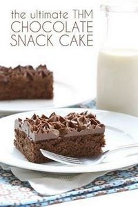 The perfect THM low carb chocolate - 230 Chocolate Dessert Recipes - RecipePin.com