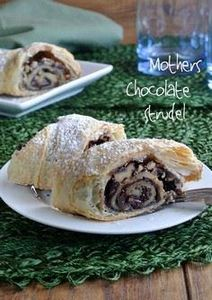 Mothers Chocolate Strudel only has - 230 Chocolate Dessert Recipes - RecipePin.com