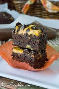 Grain Free Sugar-Free Pumpkin Crea - 230 Chocolate Dessert Recipes - RecipePin.com