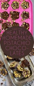 Easy keto low carb chocolates with - 230 Chocolate Dessert Recipes - RecipePin.com