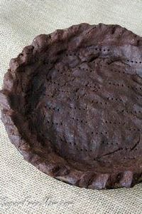 chocolate grain free crust - 230 Chocolate Dessert Recipes - RecipePin.com