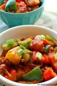 Crock Pot Sweet and Sour Chicken R - 285 Crock Pot Recipes - RecipePin.com