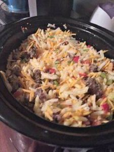 Breakfast Casserole Crockpot Befor - 285 Crock Pot Recipes - RecipePin.com