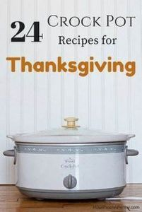 24 Recipes for a Crock Pot Thanksg - 285 Crock Pot Recipes - RecipePin.com