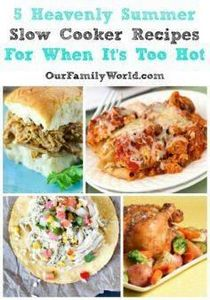 Want to know my secret dinnertime  - 285 Crock Pot Recipes - RecipePin.com