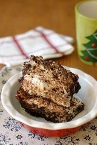 Crockpot Hot Chocolate Brownies - 285 Crock Pot Recipes - RecipePin.com