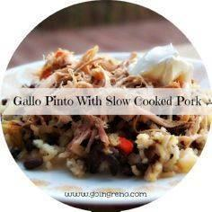 Gallo Pinto is a national dish of  - 285 Crock Pot Recipes - RecipePin.com