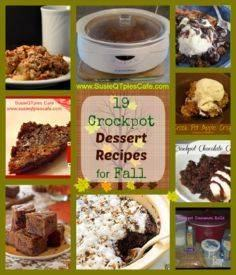 Top 19 Crockpot Dessert Recipes fo - 285 Crock Pot Recipes - RecipePin.com
