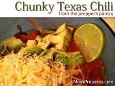 Quick and Easy Chili - A Prepper R - 285 Crock Pot Recipes - RecipePin.com