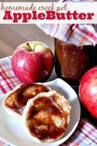 Learn how to make Homemade Apple B - 285 Crock Pot Recipes - RecipePin.com