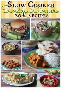 Slow Cooker Sunday Recipe Collecti - 285 Crock Pot Recipes - RecipePin.com