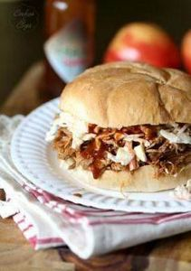 Slow Cooker Chipotle Pulled Pork w - 285 Crock Pot Recipes - RecipePin.com