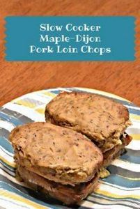 Low Calorie Slow Cooker Maple-Dijo - 285 Crock Pot Recipes - RecipePin.com