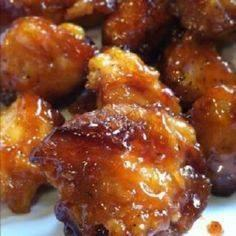 Sweet and Sour Chicken - 285 Crock Pot Recipes - RecipePin.com