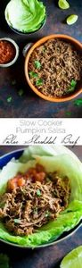 Paleo Shredded Slow Cooker Roast B - 285 Crock Pot Recipes - RecipePin.com