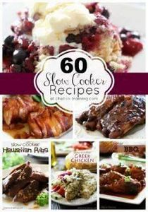 60 slow cooker recipes! - 285 Crock Pot Recipes - RecipePin.com