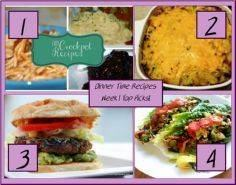 Top Recipe Picks and Dinner Time l - 285 Crock Pot Recipes - RecipePin.com