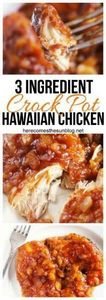 Make this delicious Crock Pot Hawa - 285 Crock Pot Recipes - RecipePin.com