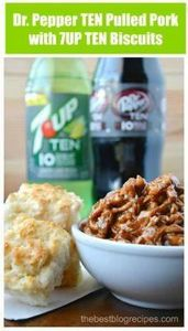 Slow Cooker Dr. Pepper TEN Barbecu - 285 Crock Pot Recipes - RecipePin.com