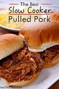 This is the last Crockpot Pulled P - 285 Crock Pot Recipes - RecipePin.com